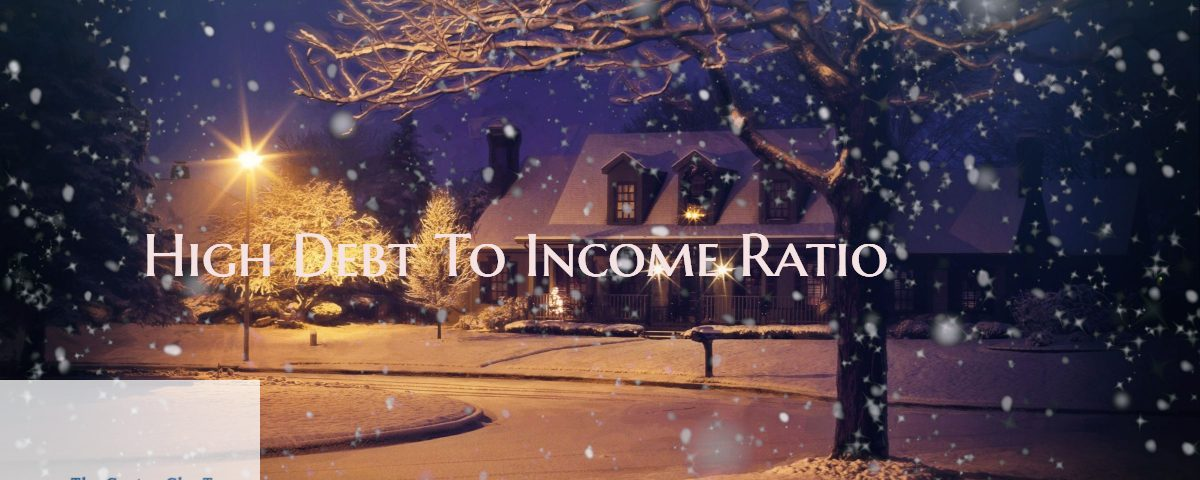 Conventional Loan Debt To Income Ratio 2018