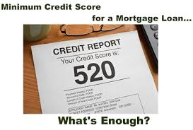 Home Loan With Under 620 FICO