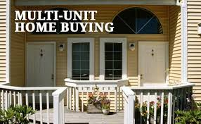 Multi Unit Homes Financing