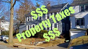 Cannot Afford Property Taxes