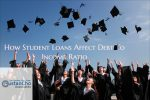 How Student Loans Affect Debt To Income Ratio In Mortgage Process