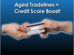 Credit Tradelines: Adding Credit Tradelines To Your Credit Report