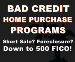 Home Purchase With Bad Credit: Is It Possible?