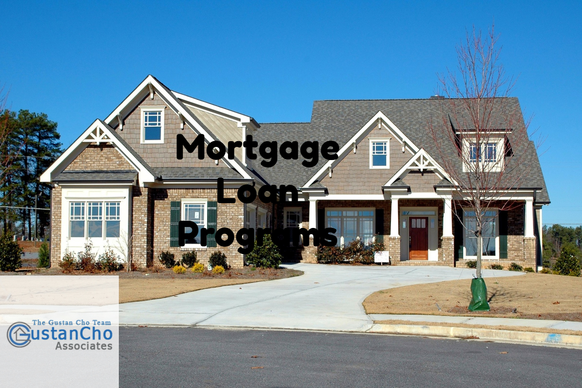 2018 Updated Mortgage Loan Programs For Home Buyers