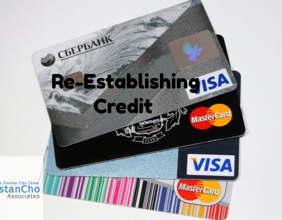 Re-Establishing Credit During Waiting Period