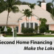 Second Home Financing Requirement