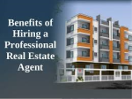 Benefits Of Hiring A Realtor