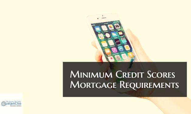 Minimum Credit Scores Mortgage Loan Programs