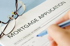 Signing The Mortgage Loan Application