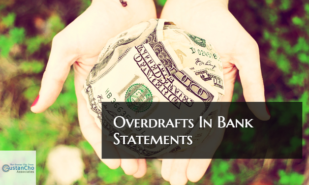 Overdrafts In Bank Statements