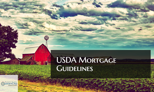 USDA Mortgage Guidelines And Eligibility Requirements