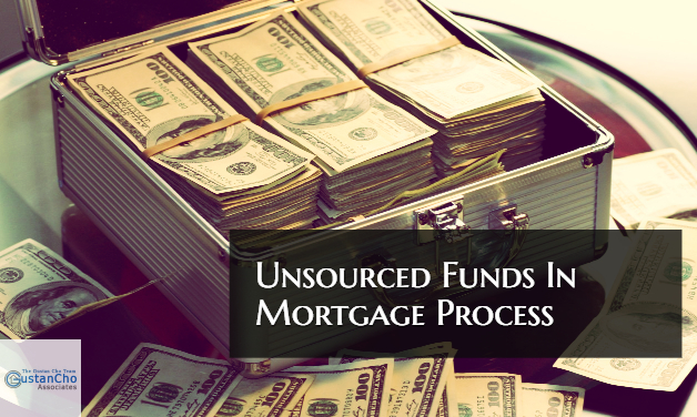 how underwriters view unsourced funds in mortgage process