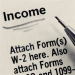 1099 Income Versus W-2 Income: Income Qualification