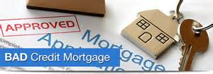 FHA Home Loan With Bad Credit