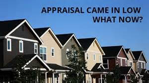 Low Home Appraisals