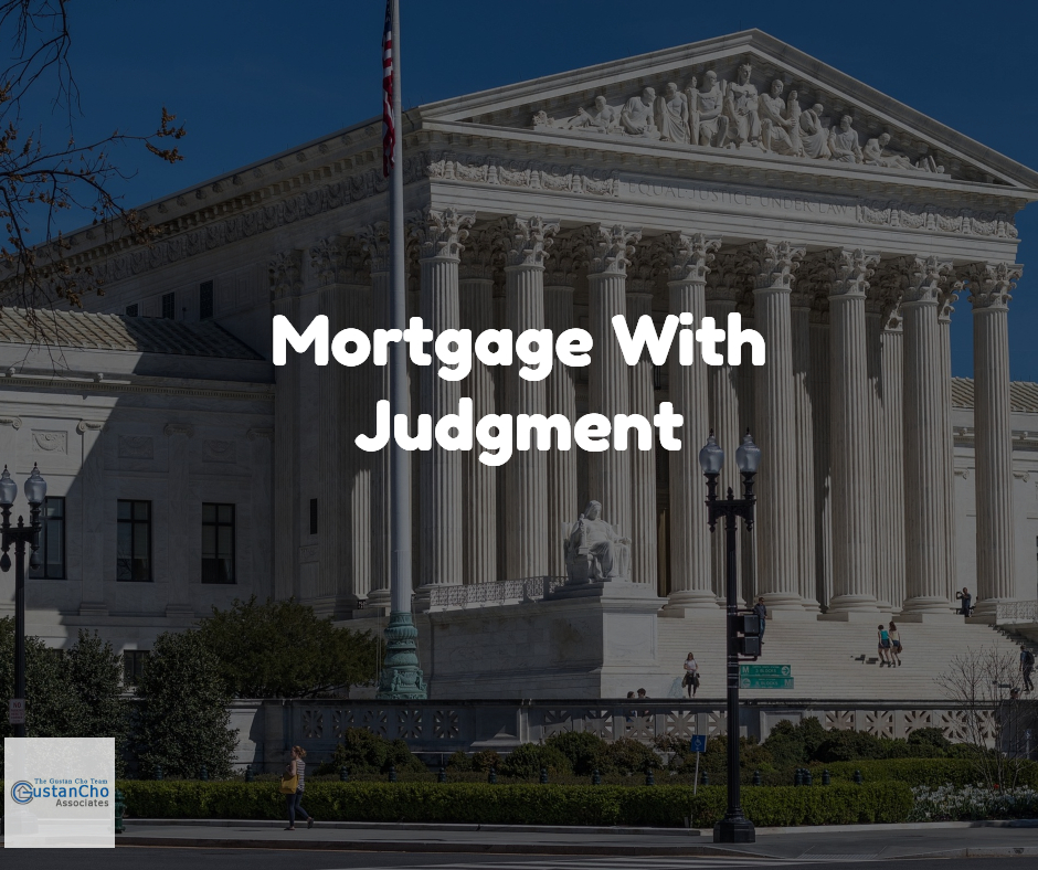 Qualifying For Mortgage With Judgment