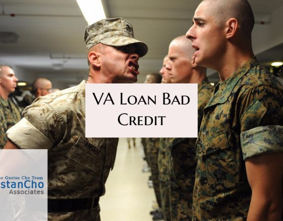 VA Loans Bad Credit