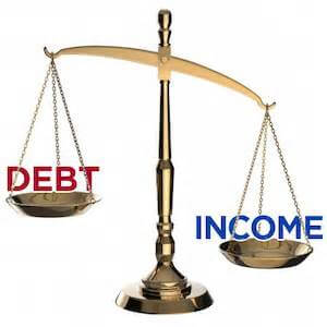 Debt To Income Ratio Requirements