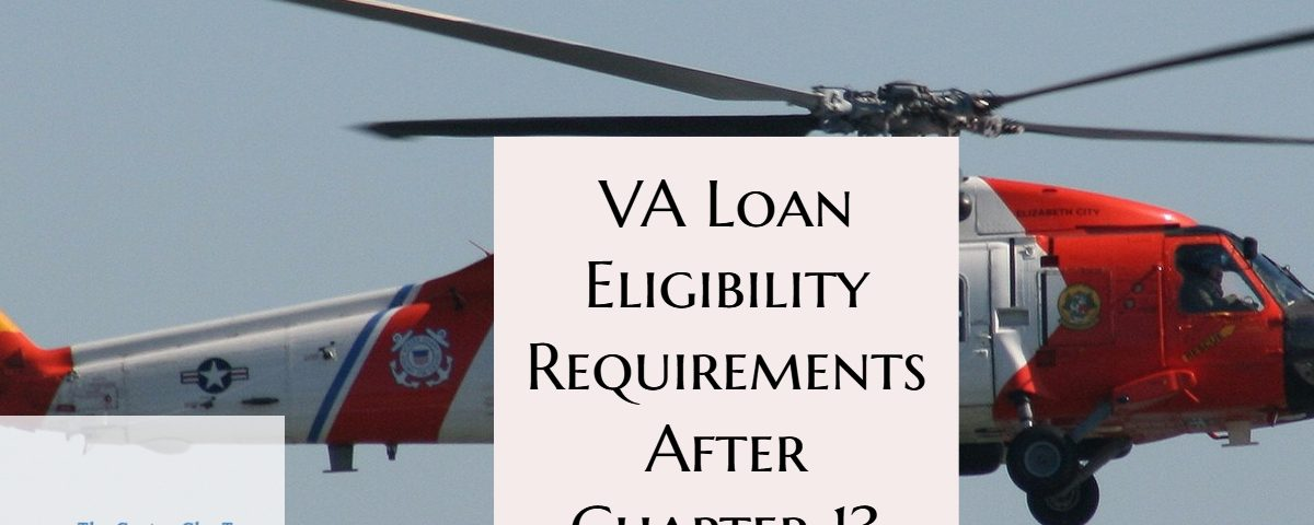Va Home Loan Income Requirements