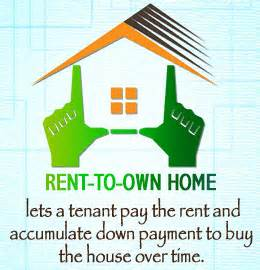 How Does Rent To Own Homes Work