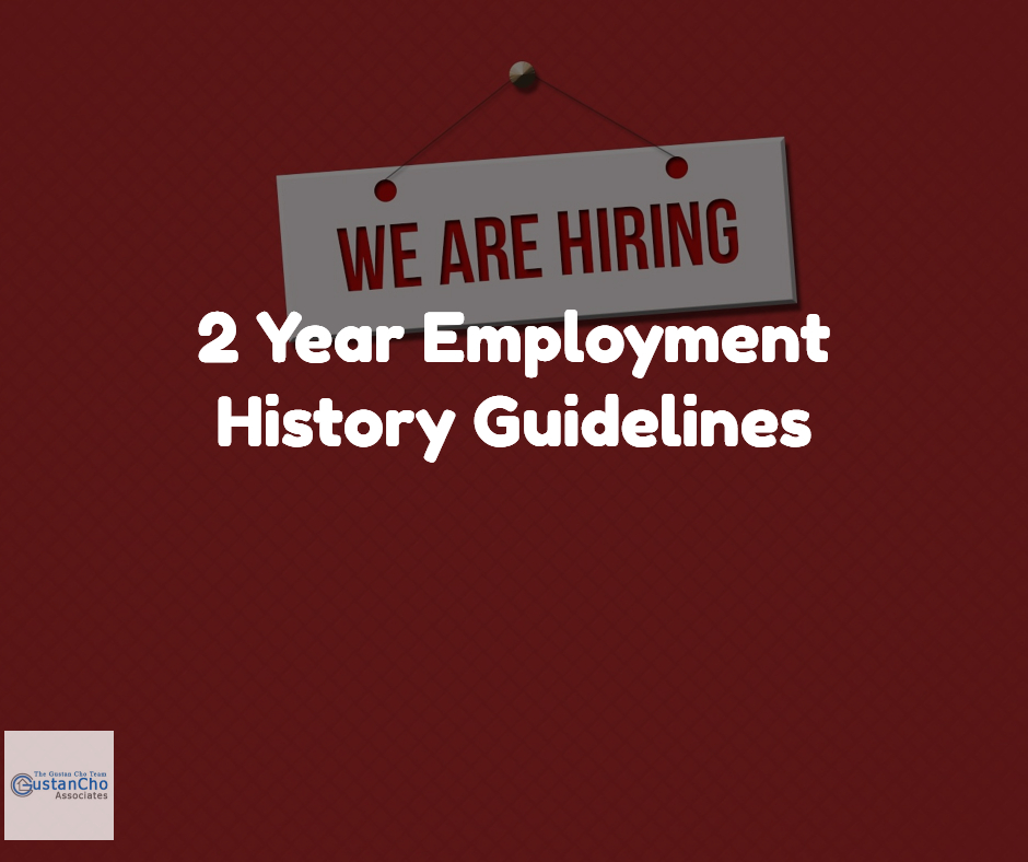 2 year employment history mortgage guidelines to qualify 2 year employment history mortgage guidelines thecheapjerseys Gallery