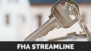 FHA Streamline Loan