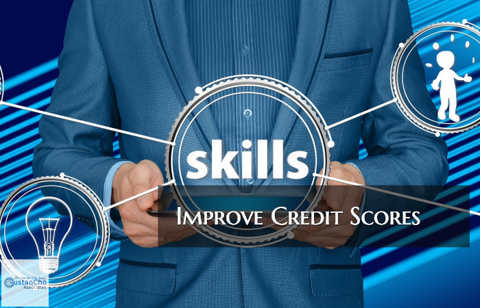 Improve Low Credit Scores To Qualify For Mortgage