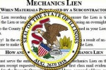 What Is A Mechanics Lien?