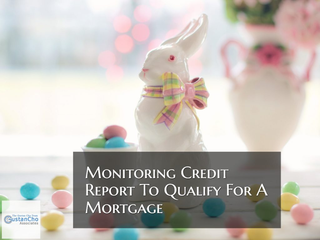 Monitoring Credit Report