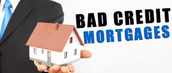 Qualifying For Bad Credit Mortgage Loans
