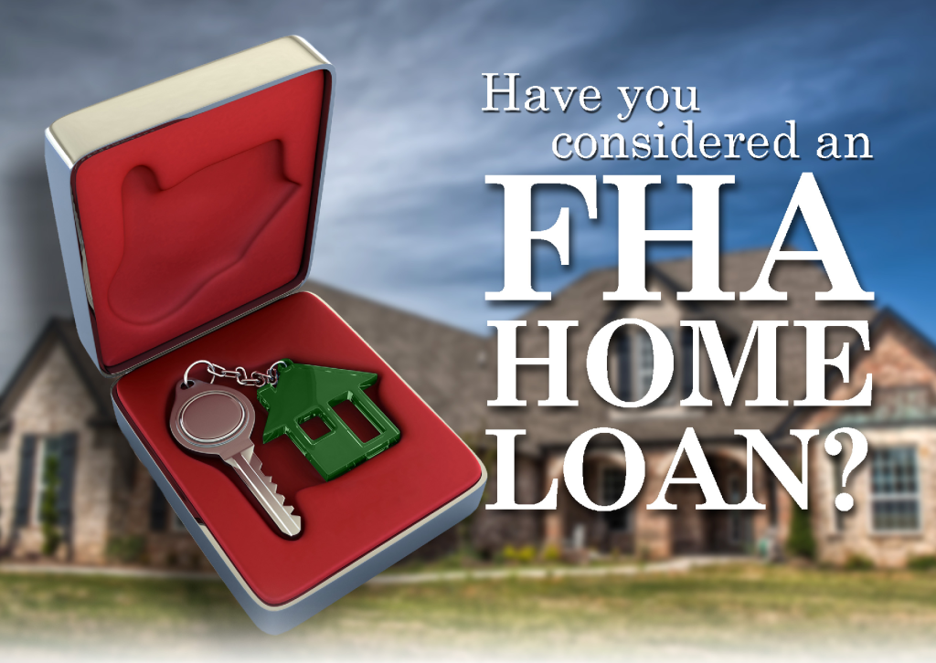 A popular loan option with more lenient credit and income requirements than other mortgages.