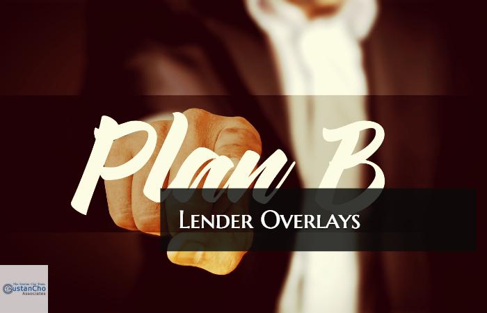 Investor Lender Overlays