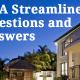 FHA Streamline Refinance Home Loan