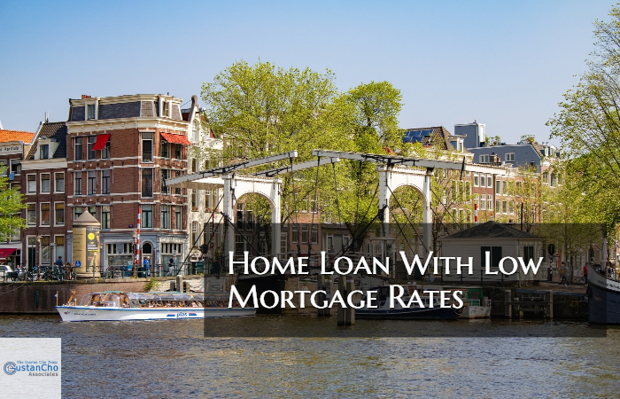 Home Loans With Low Rates
