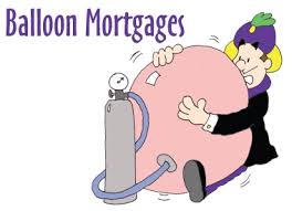 What Are Balloon Mortgages