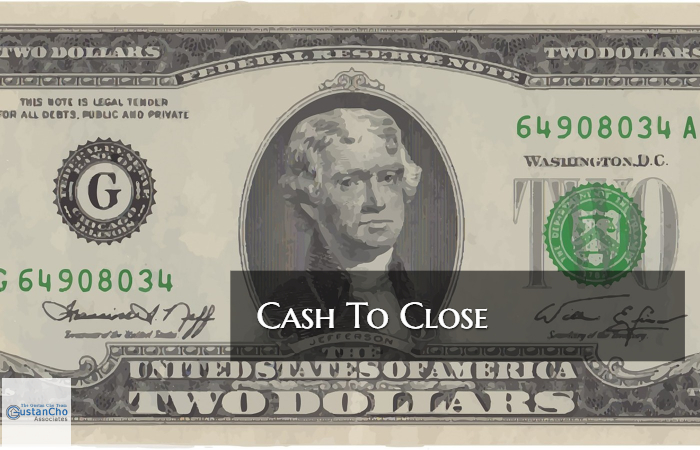 Cash To Close