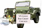 VA Loans Bad Credit Chicago With No Lender Overlays