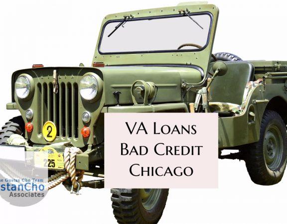 VA Loans Bad Credit Chicago