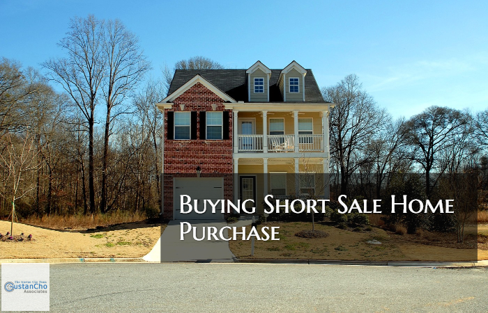 Buying Short Sale Home Purchase