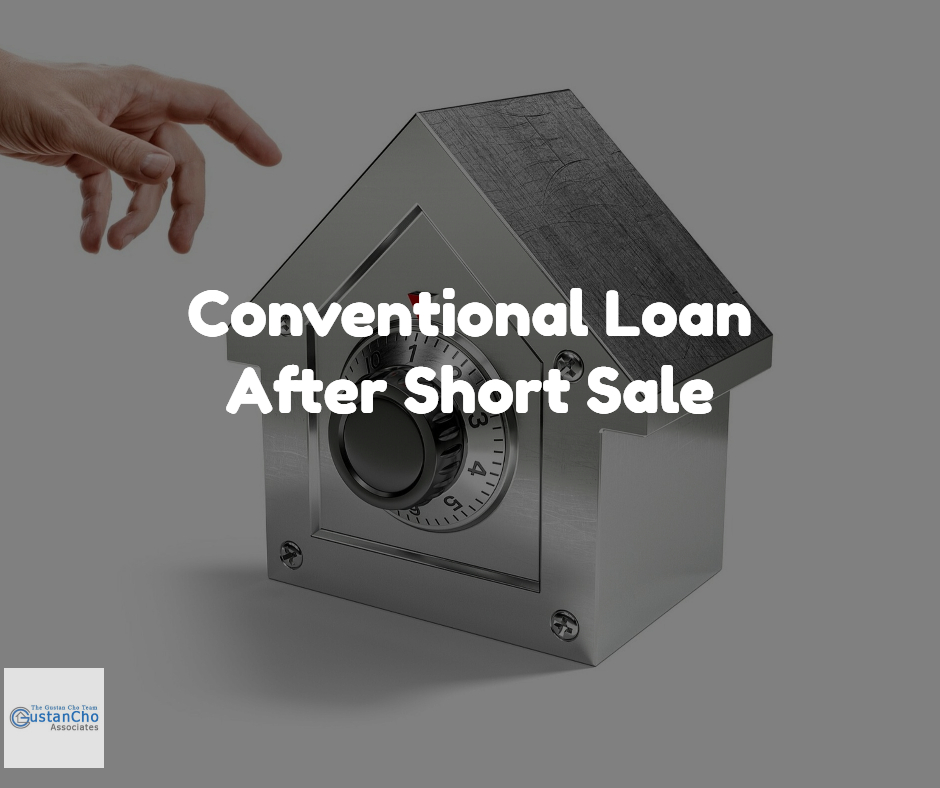 Conventional Refinance After Short Sale