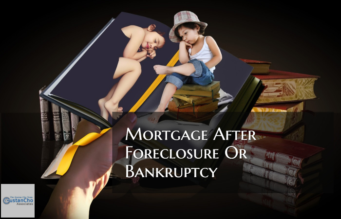 Mortgage After Foreclosure Or Bankruptcy