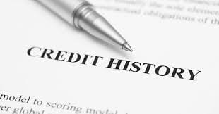 Mortgage Underwriters Analyzing Credit Report