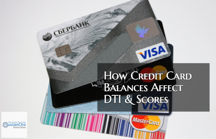 Credit Card Balances And Debt To Income Ratios