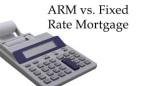 Fixed Rate Versus ARM