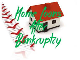 Guidelines On Mortgage Part Of Bankruptcy
