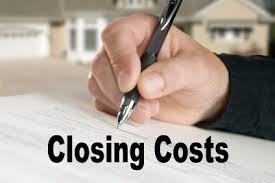 Closing Costs On Home Purchase