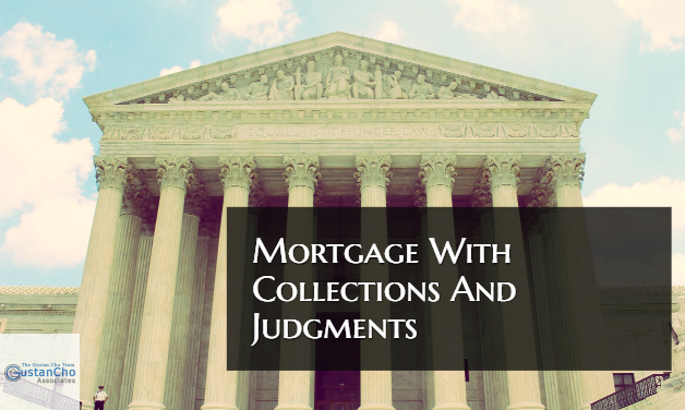 Mortgage With Judgment And Collections