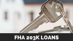 FHA 203k Loan With Under 600 Credit Scores