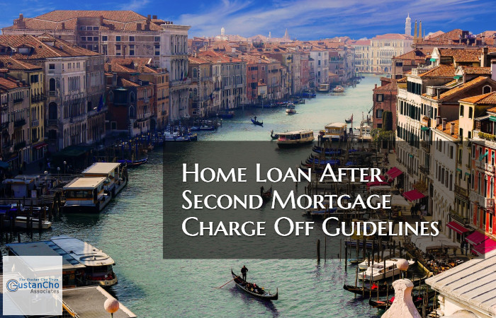 Home Loan After Second Mortgage Charge Off