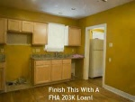 Refinance With FHA 203k Loan